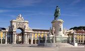 Plaza do comercio - Lisbon (Portugal)