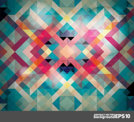 Abstract vector background | editable vector illustration