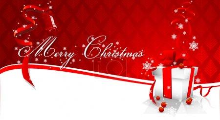 Illustration pour Joyeux Noël image vectorielle - image libre de droit