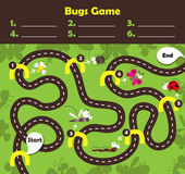Board game for children