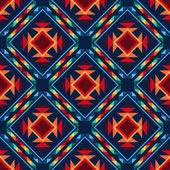 Tribal abstract seamless pattern aztec geometric background