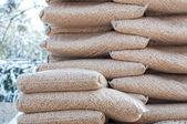 Pellet-biomassza