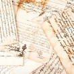 Manuscripts of the 1700/1800 century...
