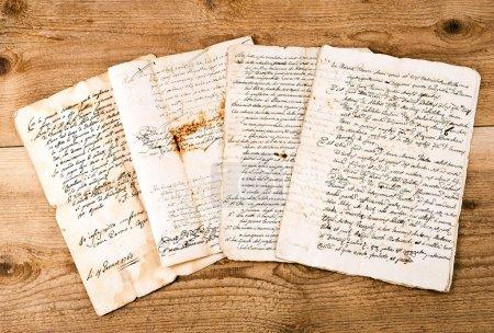 antike Handschriften