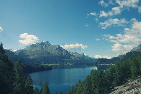 Majestic european landscape