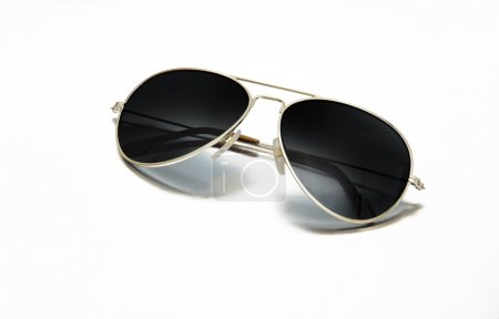 Aviator sunglasses isolated