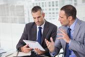 Vážná Podnikatelé, analýza dokumentů na jejich tablet
