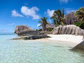 La Digue, Seychelles islands