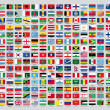 An update of the flags of the countries of the new...