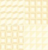 Beige geometric patterns