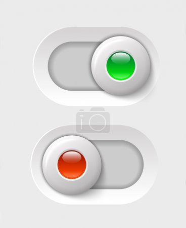 On - off switches