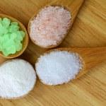 Pink Himalayan Salt, Sea Salt, Mountain Salt and E...