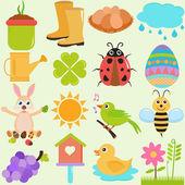 Icons : Spring Season Theme