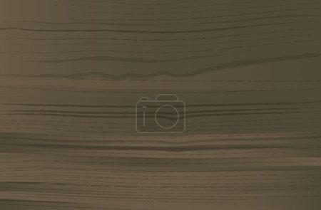 Illustration pour Illustration d'un dessin abstrait en bois gris - image libre de droit