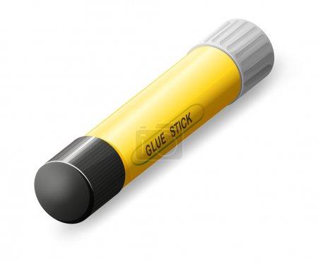 A glue stick