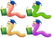 Worms reading