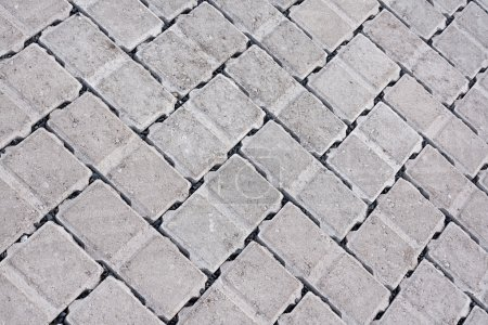 brick paving background