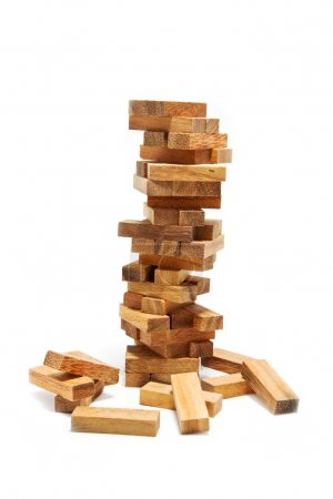 Instability building blocks at risk concept