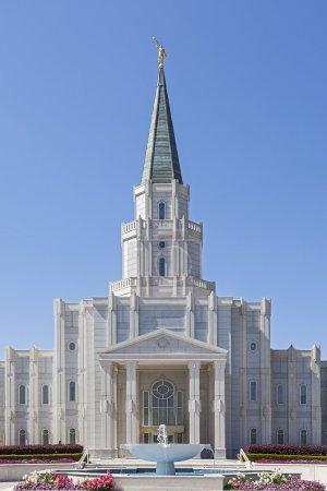 The Houston Texas Temple