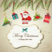 Ročník Vánoční pozadí