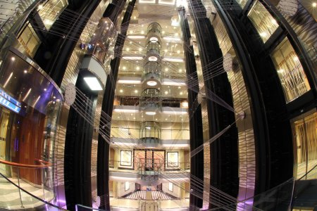 Oasis of the Seas Internal