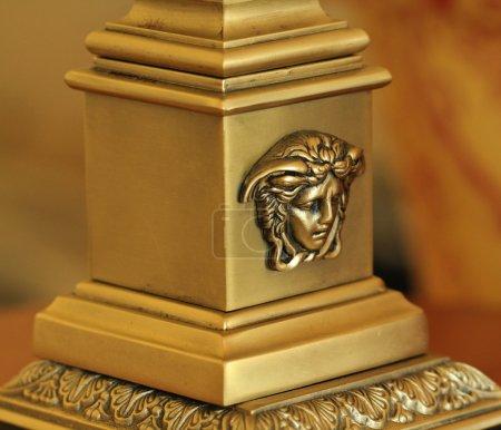 Medusa Decorative Metal Carving