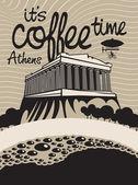 Coffee athens