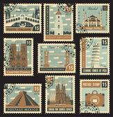Postage stamp city