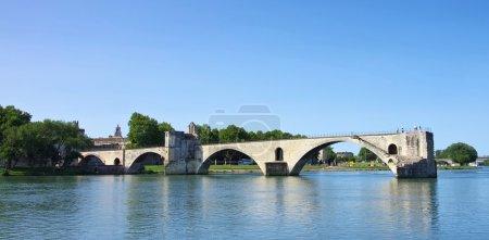 Avignon Bridge 08