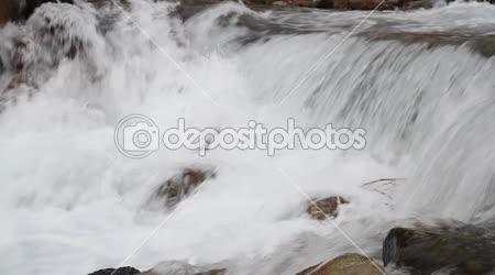 Vodopády na řece hoře