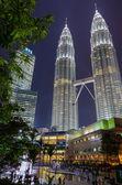 Petronas towers