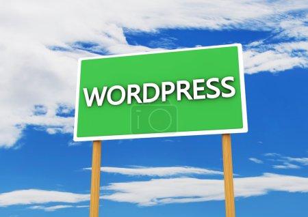 WordPress singen