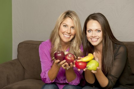 Nutritionists women posing