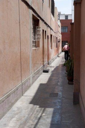 Architecture around Lima Peru