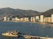 Panoramic views of Acapulco