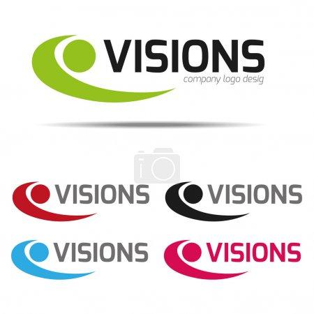 Company logo design, corporate identity