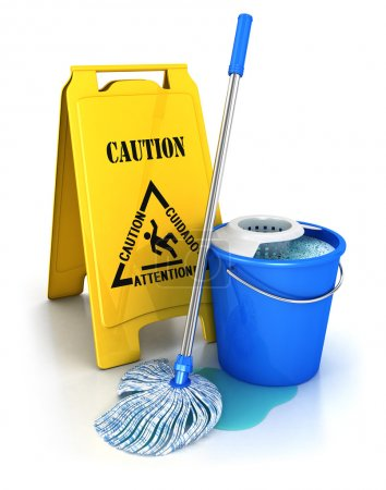3d cleaning equipment