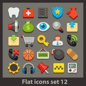 Vector flat icon