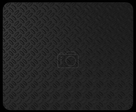 Photo pour Tapis de sol en caoutchouc - image libre de droit