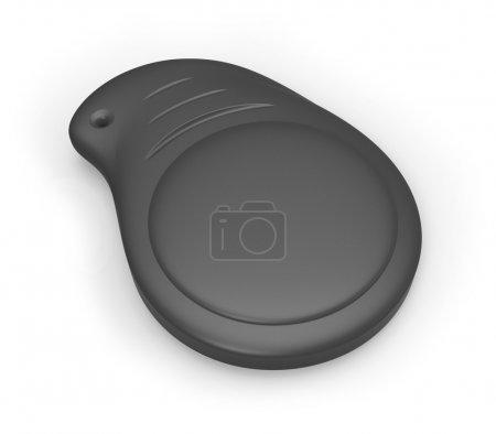 RFID keychain tag