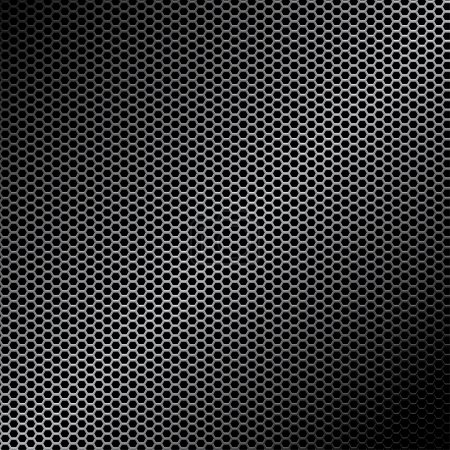 Illustration for Metal texture - Royalty Free Image