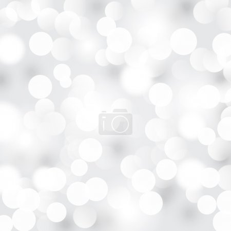 Illustration for Light silver abstract background - Royalty Free Image