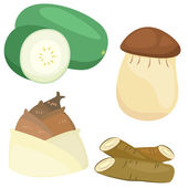 Cute vegetable collection 04