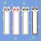 animal bookmark-06