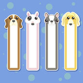 animal bookmark-04