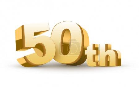 3D юбилей, 50