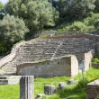 The Odeon or 'small theatre' for 200 spectators. T...