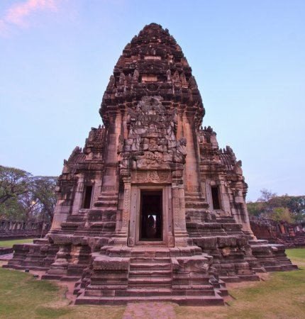 Old town Phimai Historical Park