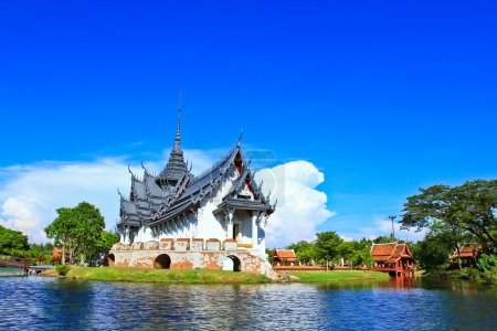 Photo for Sanphet Prasat Palace Bangkok, Thailand - Royalty Free Image