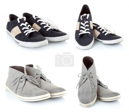 Classic sneakers shoes